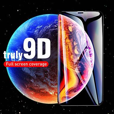 Недорогие Защитные плёнки для экрана iPhone-AppleScreen ProtectoriPhone 11 9D Touch Compatible Защитная пленка для экрана 2 штs Закаленное стекло