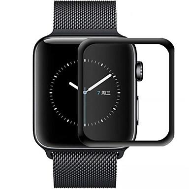Недорогие Защитные пленки для смарт-часов-3D закаленное стекло с изогнутыми краями hd для apple watch series 3 2 1 38 мм 42 мм защитная пленка для экрана для iwatch 4/5 40 мм 44 мм полный клей