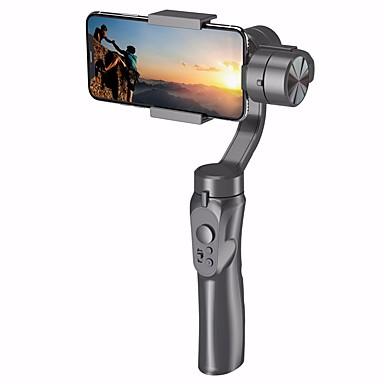 levne Bluetooth selfie tyčka-selfie stick bluetooth rozšiřitelný gimbal stabilizátor pro iphone 11 pro max x xr xs smartphone vlog youtube živé video záznam s počátečním režimem tváře objekt sledování pohybu time-lapse