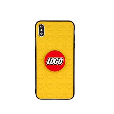 Недорогие Кейсы для iPhone-Кейс для Назначение Apple iPhone 11 / iPhone 11 Pro / iPhone 11 Pro Max Защита от удара Кейс на заднюю панель Мультипликация ТПУ