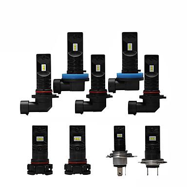 Недорогие Автомобильные фары-отолампара 2шт h10 / h16 / p13w автомобильные лампочки 55 Вт csp 2200 лм 2 светодиодные фары для
