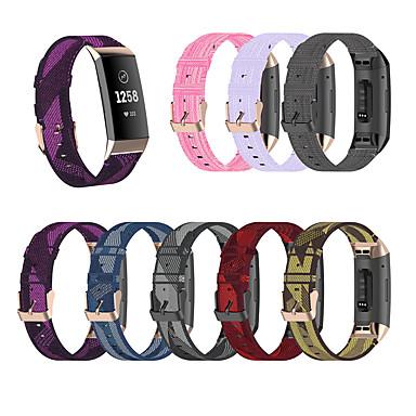 povoljno Nova kolekcija-Pogledajte Band za Fitbit Charge 3 / Fitbit naboj3 / Fitbit Charge 4 Fitbit Sportski remen Najlon Traka za ruku