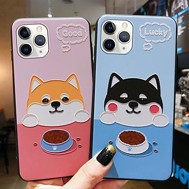 Недорогие Кейсы для iPhone-мультфильм собака противоударный тпу чехол для телефона для iphone 11 iphone 11 pro iphone 11 pro max