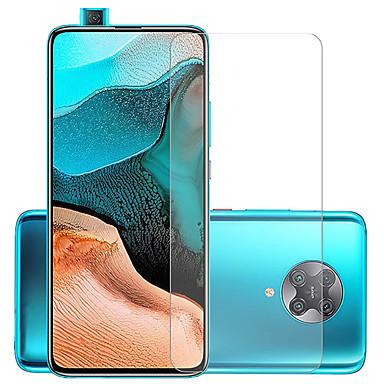 Недорогие Защитные плёнки для экранов Xiaomi-1шт 2шт 3шт 5шт защитное стекло для xiaomi mi poco f2 pro poco x2 mi 10 lite закаленное стекло для redmi 10x 10x pro k30i k30 pro zoom note 9 9pro max 8pro защитная пленка