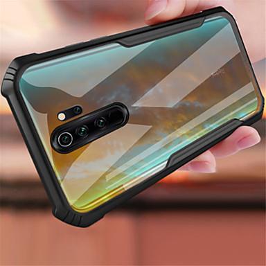 Недорогие Чехлы и кейсы для Xiaomi-противоударный чехол для xiaomi redmi note 9 9s 9pro 9pro max 8 8t 8pro 7 7s 7pro 8a 10x 4g xiaomi mi 10 10pro cc9pro note 10 poco x2 прозрачные крышки