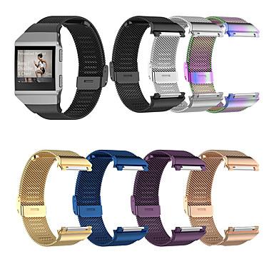 Недорогие Аксессуары для смарт-часов-ремешок для часов для fitbit ионные fitbit классическая пряжка / миланская петля / современная пряжка ремешок из нержавеющей стали