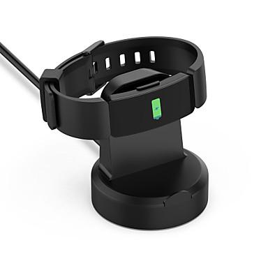 Недорогие Аксессуары для смарт-часов-SmartWatch Зарядка FitBit Ace 2 Вдохновлять вдохновить HR Быстрая зарядка SmartWatch зарядное устройство