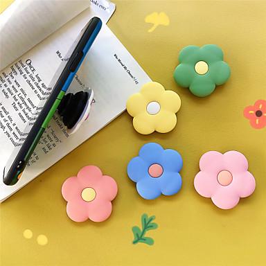 Недорогие Аксессуары для мобильных телефонов-держатель телефона&усилитель; подставка для крепления на палец, регулируемая / держатель на 360 цветов