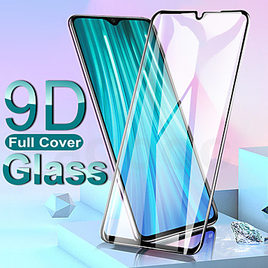 Недорогие Защитные плёнки для экранов Xiaomi-xiaomiscreen protectorxiaomi pocophone f1 / cc9 / cc9e / 9 / 9se / 9pro / a3 / poco x2 9h защитная пленка для экрана с твердостью 2 шт. / 3 шт. / 5 шт. закаленное стекло