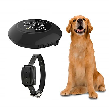 levne Dogs-Výcvik psů Bezdrátový plot Snadná instalace elektronika Kočky Hlodavci Domácí mazlíčci Bezdrátový Snadná instalace Dobíjecí Elektronický výchovné pomůcky Výcvik poslušnosti Pro domácí mazlíčky