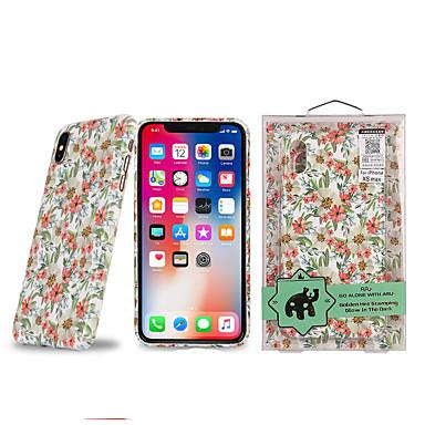 Недорогие Кейсы для iPhone-чехол для яблока iphone6 6plus 6s 7 8 se 7plus 8plus xr xs xsmax x 11 11pro 11promax рисунок задняя крышка декорации банановые листья дерево тпу