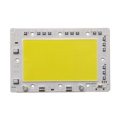 halpa LED-tarvikkeet-led cob siru led light 110v 220v 150w lämmin valkoinen valkoinen smart ic ei tarvitse kuljettaja smd valohelmet valonheittimen valonheittimen ulkovalaisin DIY valaistus 1kpl