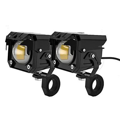 voordelige Motor- & ATV-accessoires-Litbest motorfiets gloeilampen 60 w led zijmarkeringslichten voor motorfietsen alle modellen alle jaren