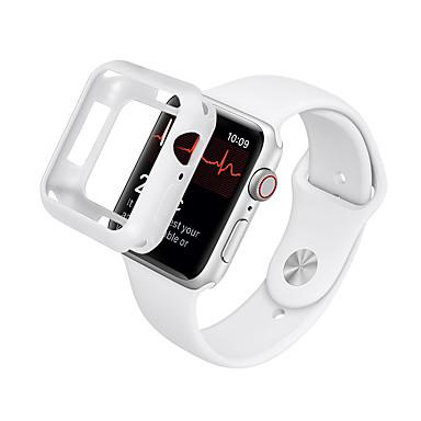 Недорогие Аксессуары для смарт-часов-Чехлы для Apple Watch серии 5 / Apple Watch серии 4/3/2/1 ТПУ совместимость Apple