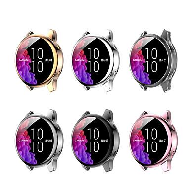 Недорогие Аксессуары для смарт-часов-чехлы для Garmin Venu TPU совместимость Garmin