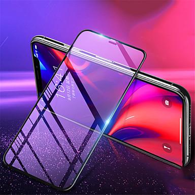Недорогие Защитные плёнки для экрана iPhone-полное покрытие анти-синий свет закаленное стекло для Apple iPhone 11 11pro 11 Pro Max Se 2020 анти-синий свет защитная пленка для iPhone X XS XR XS макс 8plus 8 7plus 7 6plus 6 6splus 6s пленка