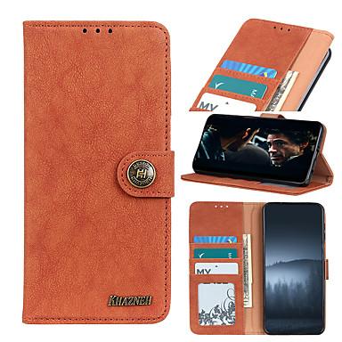 Недорогие Чехлы и кейсы для LG-чехол для LG Stylo 4 Q стилус G8 thinq G8 V50 SlimQ 5G V50 G8S thinq G8S Q60 Stylo5 6 W10 W30 Q70 V60 thinq 5G G9 держатель карты флип магнитные чехлы для всего тела сплошной цветной искусственной