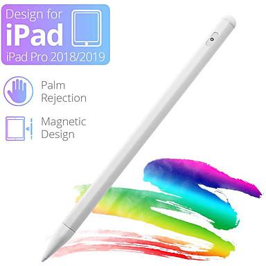 billige Dekor til mobiltelefon-styluspenn for ipad blyant med palm avvisning aktiv blyant med magnetisk design kompatibel med apple ipad 6. 7. gen / ipad pro 3. gen / ipad mini 5. gen / ipad luft 3. gen oppladbar digital blyant