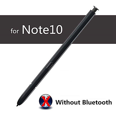 cheap Cell Phone Charms-Touch Screen Capacitive Pen Repair For Samsung Galaxy Note 10  Note 10 Plus Touch pen For Samsung Note 10 Stylus Write Pen For Galaxy Note 10 Note 10 Plus  Without bluetooth