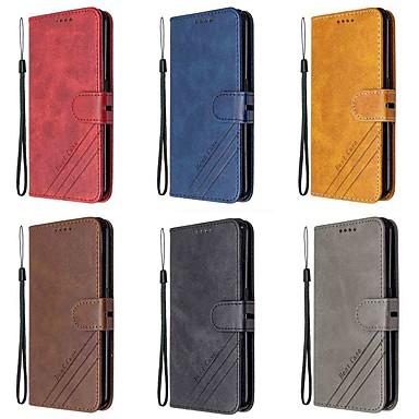 Недорогие Чехлы и кейсы для Sony-чехол для sony xperia 1 ii xperia 10 ii держатель для бумажника с подставкой для всего тела