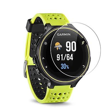 Недорогие Аксессуары для смарт-часов-Закаленное стекло для garmin vivomove hr / vivoactive3 круглый умный часы протектор экрана защитная пленка
