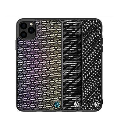 Недорогие Кейсы для iPhone-iphone11pro max мигающий отражение защитная оболочка мобильного телефона xs max жесткий ПК задняя крышка подходит для 11pro xr защитная оболочка