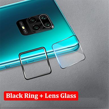 Недорогие Защитные плёнки для экранов Xiaomi-защитная камера для xiaomi redmi note 9 9s 9pro металлическое защитное кольцо для объектива и закаленное стекло объектив камеры для xiaomi redmi note 9pro 10x 4g защитная пленка