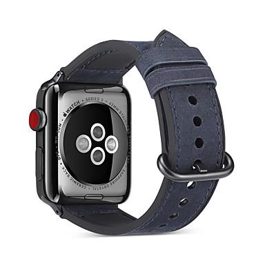 abordables Correas para Apple Watch-correa de reloj para apple watch series 5 / apple watch series 4/3/2/1 apple classic hebilla correa de muñeca de acero inoxidable