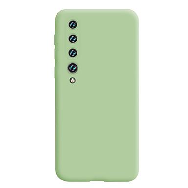 Недорогие Чехлы и кейсы для Xiaomi-чехол для xiaomi mix2s mix2 6 6x a2 8 8se mix3 9 9se противоударная задняя крышка сплошной цвет силикон