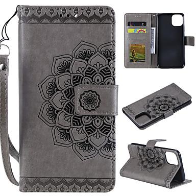 Недорогие Чехлы и кейсы для Motorola-чехол для motorola g4 plus g4 play g5 g5 plus держатель карты перевернутый узор чехлы для всего тела искусственная кожа тпу однотонный узор магнитный цветок