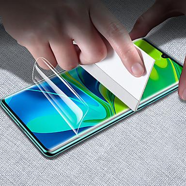 Недорогие Защитные плёнки для экранов Xiaomi-гидрогелевая пленка для xiaomi mi 8 9 se 9t pro note 10 pro для xiaomi redmi k20 30 pro high edition гидрогелевая защитная пленка
