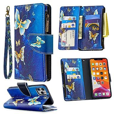 Недорогие Кейсы для iPhone-чехол для apple iphone se 2020 iphone 11 pro iphone 11 pro max держатель кошелька для карт с подставкой для всего тела