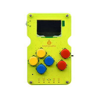 Недорогие Наборы Сделай-сам-keyestudio gamepi diy комплект для обучения игровой консоли для arduino