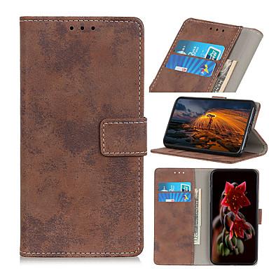 Недорогие Кейсы для iPhone-чехол для apple iphone 7 8 7 plus 8 plus x xs xr xs max se 11 11 pro 11 pro max флип-магнитные чехлы для всего тела однотонная искусственная кожа