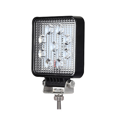Недорогие Огни для авто-производитель фонарей 1 шт. проводное соединение автомобильные лампочки 52 Вт smd 2835 3200 lm 52 светодиодные противотуманные фары / фары / рабочие фары для volvo / volvo / toyota discovery /