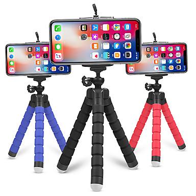 Недорогие Аксессуары для мобильных телефонов-гибкий штатив для телефона для iphone 12 для samsung губка осьминог подставка для мобильного телефона смартфон штатив для камеры