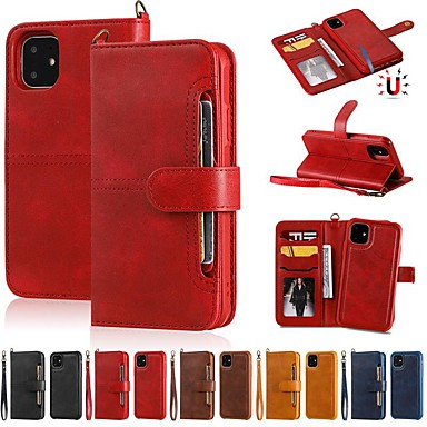 Недорогие Кейсы для iPhone-чехол для apple iphone se 2020 iphone 11 pro iphone 11 pro max xr xs макс. 7 8 плюс 6 6 s плюс 5 с 5г 5г держатель для бумажника с подставкой