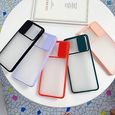 Недорогие Чехол Samsung-чехол для samsung galaxy s20 plus s20 ultra s20 противоударный матовый прозрачный задняя крышка прозрачный однотонный тпу пк