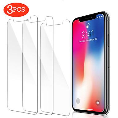 お買い得  iPhone 用スクリーンプロテクター-AppleScreen ProtectoriPhone 11 ハイディフィニション(HD) スクリーンプロテクター 3枚 強化ガラス