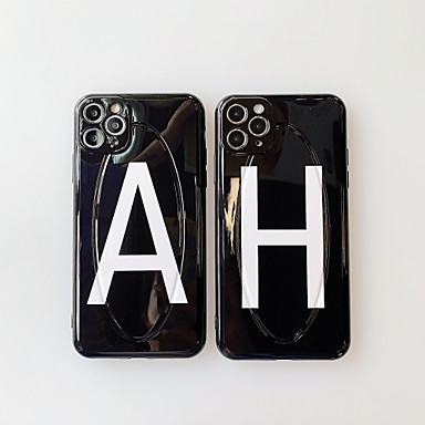 Недорогие Кейсы для iPhone-чехол для apple iphone 7 8 7plus 8plus x xr xs xsmax se (2020) iphone 11 11pro 11promax противоударный узор задняя крышка слово фраза тпу