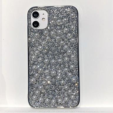 Недорогие Кейсы для iPhone-чехол для iphone 7 8 7 plus 8 plus x xs xr xs max se 11 11 pro 11 pro max с рисунком задняя крышка с блестками блеск тпу