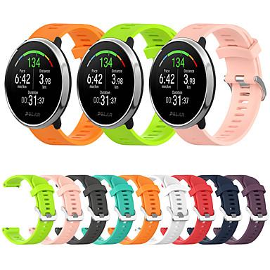 Недорогие Аксессуары для смарт-часов-спортивный силиконовый ремешок для часов для полярного зажигания, сменный браслет, ремешок на запястье, браслет