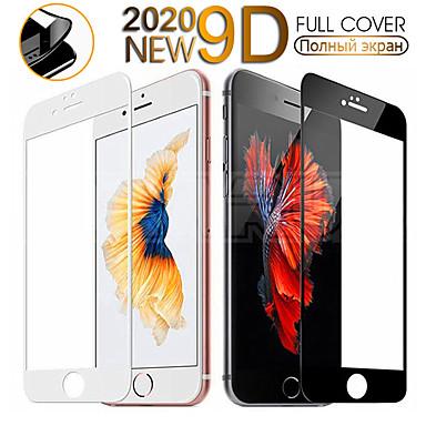 Недорогие Защитные плёнки для экрана iPhone-Полное покрытие закаленное стекло для iphone se 2020 7 8 plus защитное стекло для экрана для iphone 6 6s plus защитный чехол из стеклянной пленки