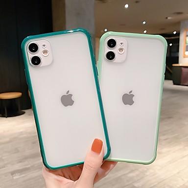 Недорогие Кейсы для iPhone-чехол для apple iphone 6 6s 6p 6sp iphone 7 7p 8 8p iphone x iphone xs iphone xr iphone xs max iphone 11 11 pro 11 pro max iphone se (2020 г.) с рисунком подставки задняя крышка цветной градиент