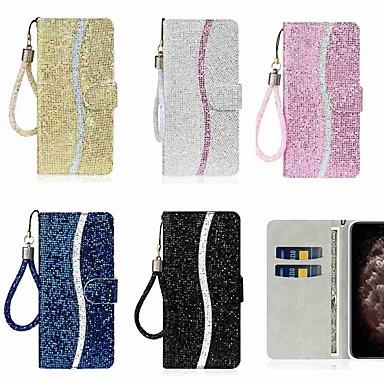 Недорогие Кейсы для iPhone-чехол для apple iphone 11 iphone 11 pro iphone 11 pro max противоударный держатель кольца задняя крышка сплошной цветной тпу для iphone xs max iphone xr iphone xs iphone x iphone 8 plus iphone 8
