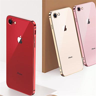 Недорогие Кейсы для iPhone-чехол для apple iphone se 2020 8 плюс 7 плюс 8 7 противоударное покрытие задняя крышка прозрачный тпу