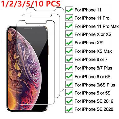 Недорогие Аксессуары для мобильных телефонов-AppleScreen ProtectoriPhone 11 HD Защитная пленка для экрана 1 ед. Закаленное стекло