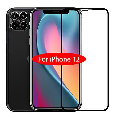 Недорогие Защитные плёнки для экрана iPhone-Защитная пленка для экрана iphone 11 high definition (hd) 1 шт. закаленное стекло