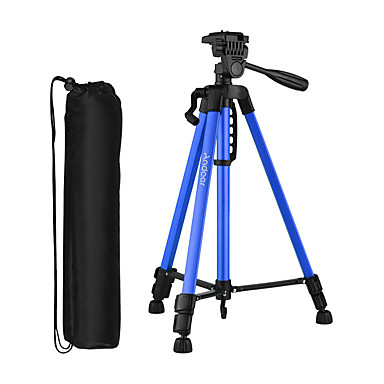 cheap Tripod Selfie Stick-3366 Tripod Mobile Phone Live Holder Tripod Floor Multi-functional Selfie Video Photography Triangle Bracket