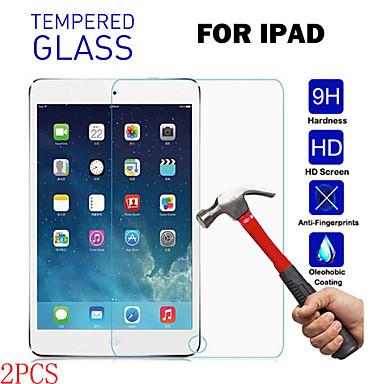economico Proteggi-schermo per iPad-2 pezzi per ipad2 3 4 pro9.7 11 12.9 mini1 2 3 4 5 air2 hd protezione per schermo in vetro temperato antigoccia trasparente anti-impronta antigraffio